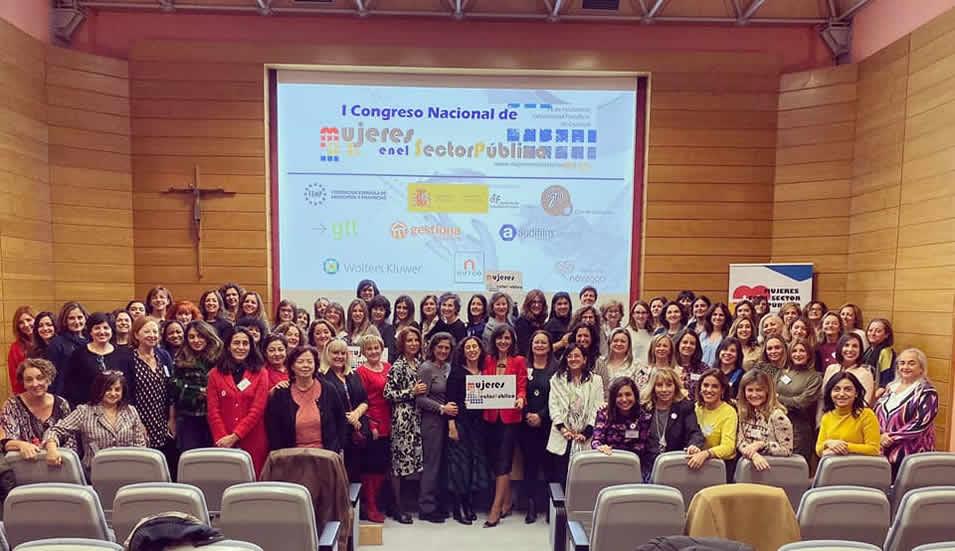Congreso Mujeres en el Sector Publico