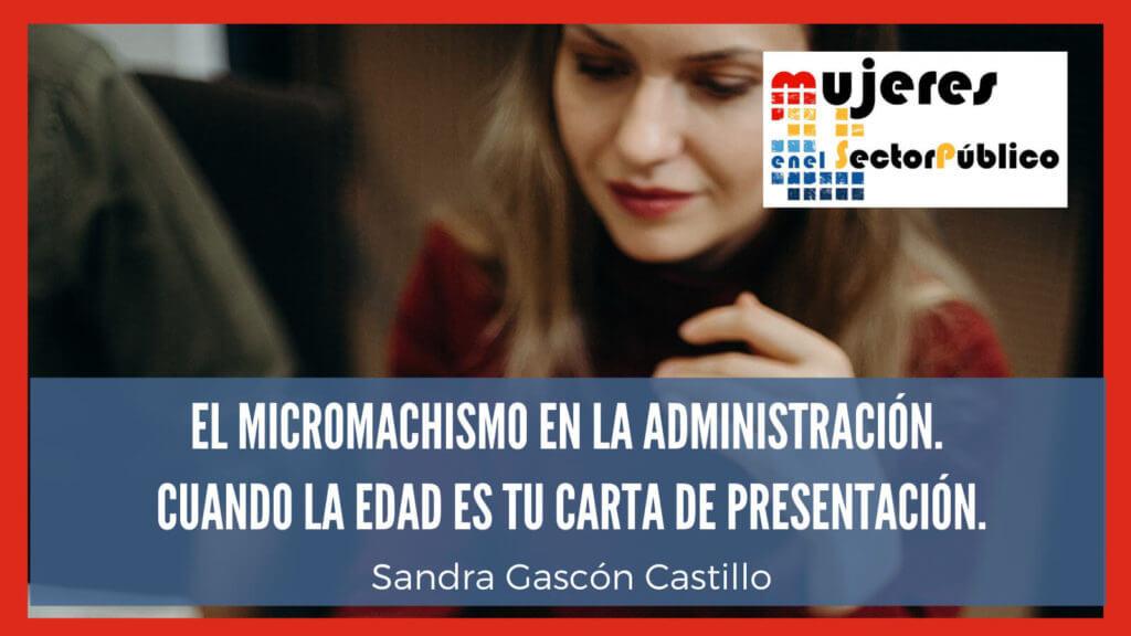 POrtada Post Sandra Gascón